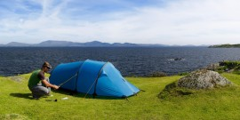 irish campsites