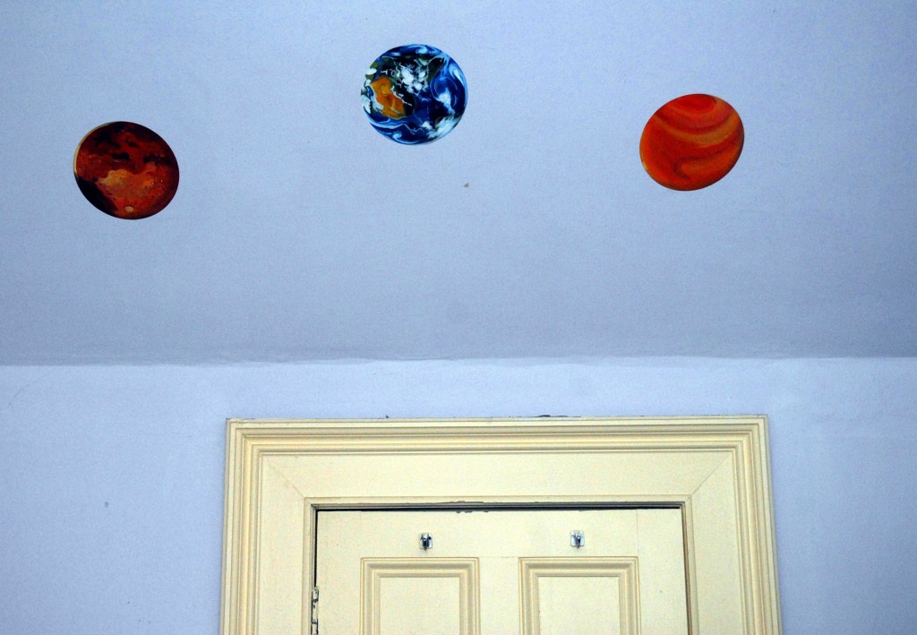 Painted Planets, Coolatore House