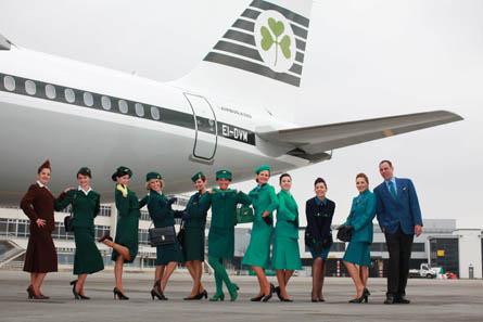 Aer Lingus 75th anniversary