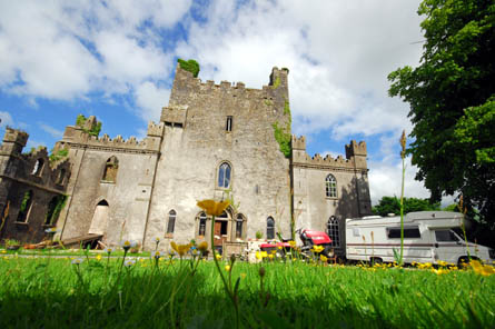 Leap Castle, Co. Offaly