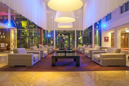 Radisson Blu Hotel & Spa Galway - lobby