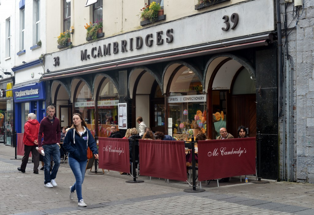 McCambridge's, Galway