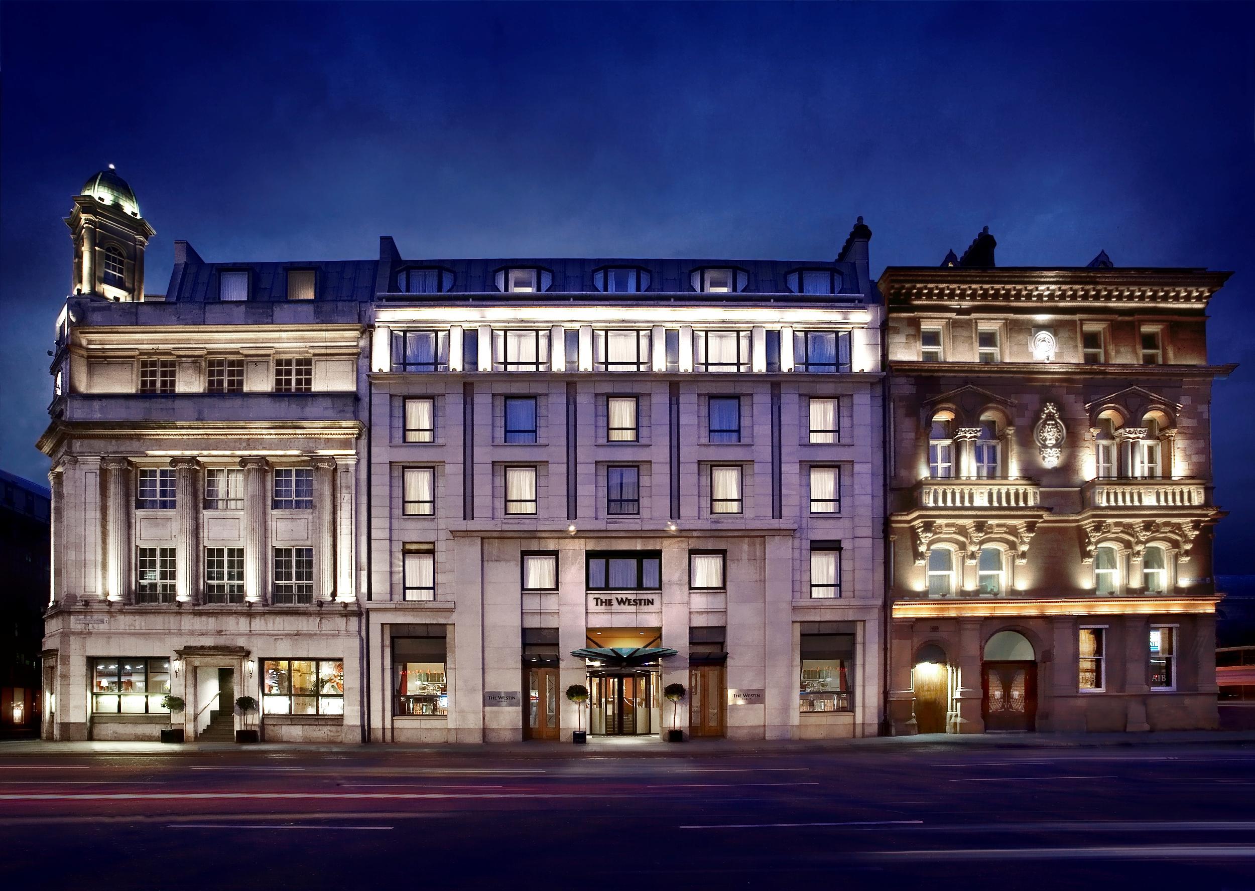The Bram Stoker Room Westin Hotel