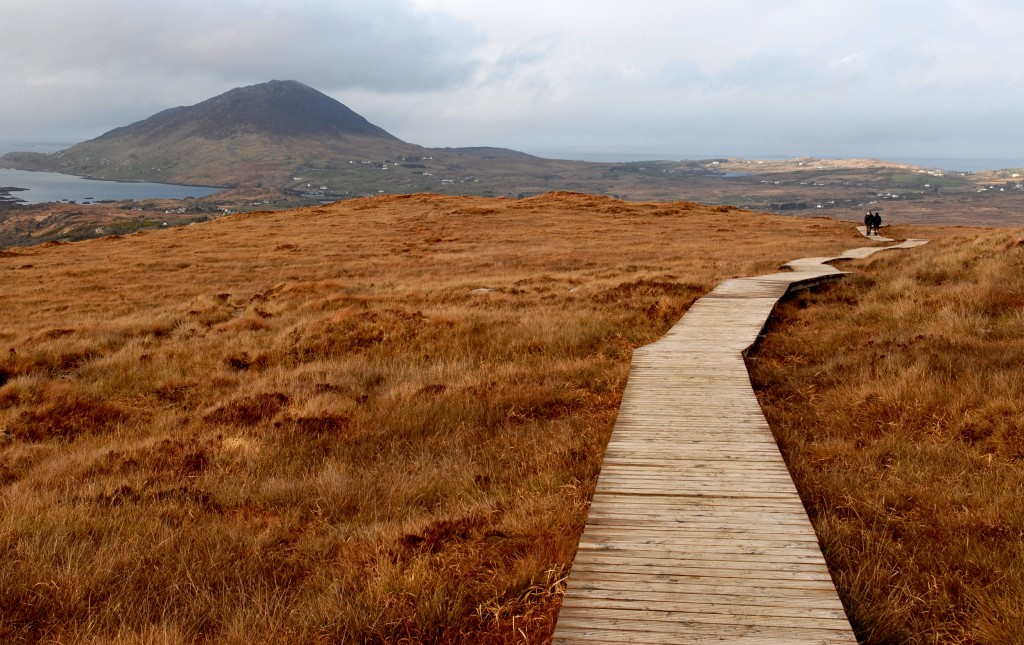 connemara, winter walks