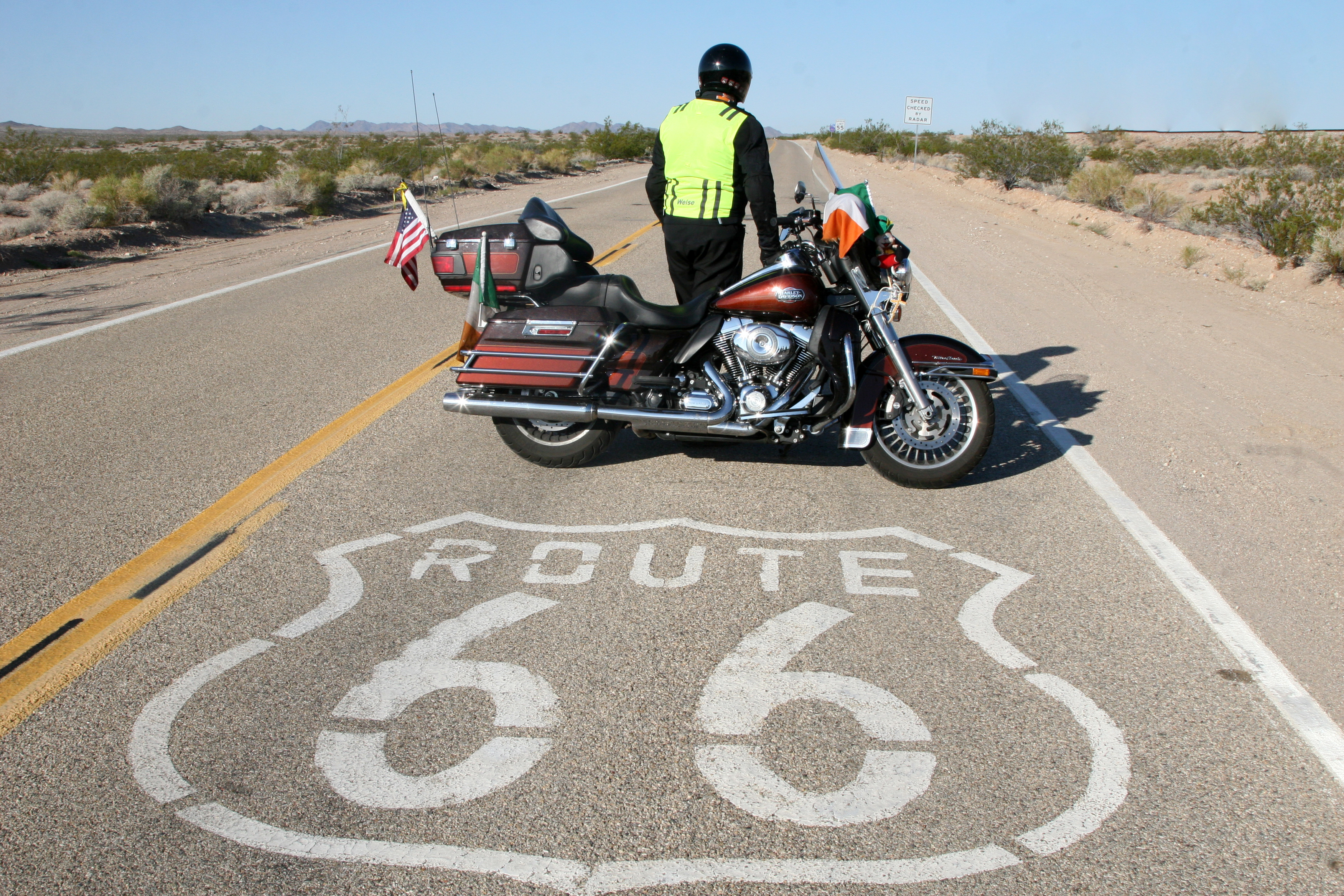 Great Road Trips Route - Road trip route 66 usa