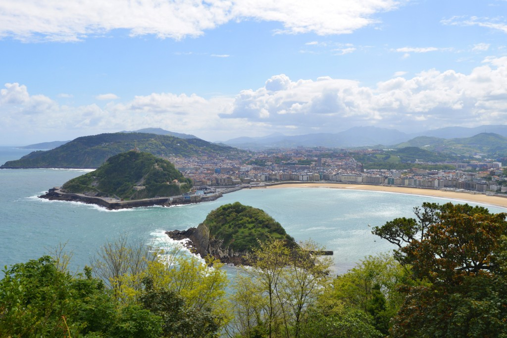 san sebastian, top destinations, 2014