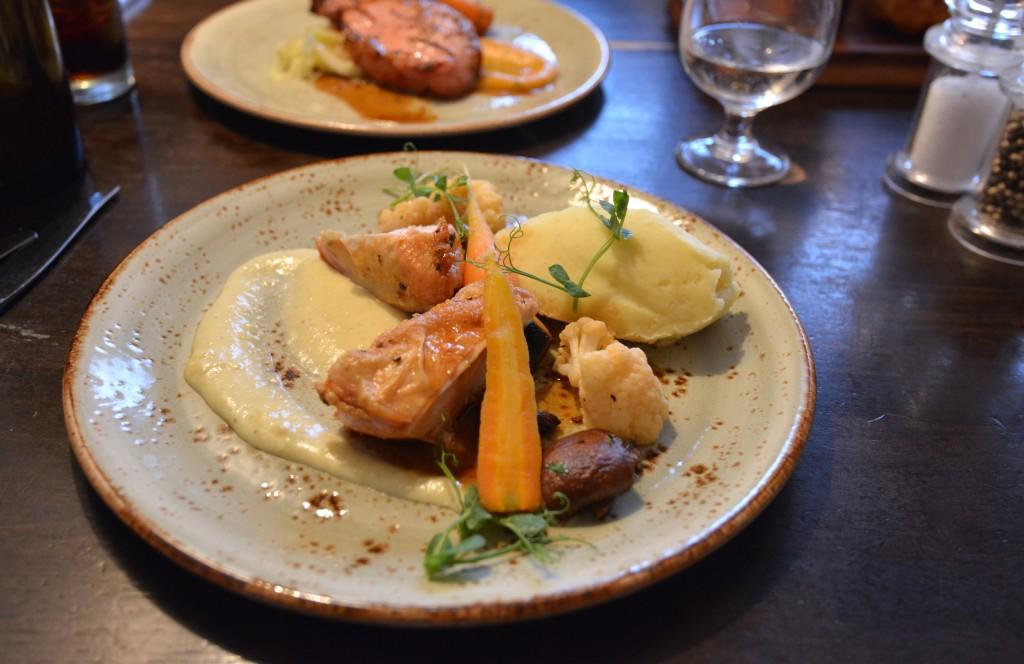 Harte's, chicken