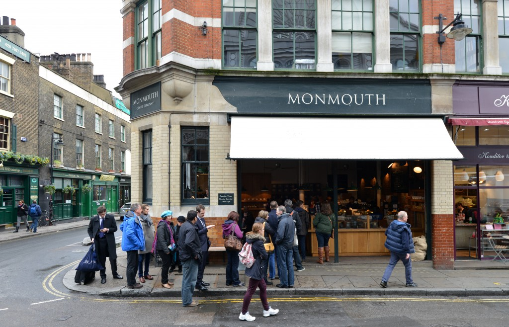Monmouth Coffee, London (2)