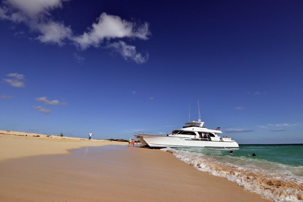 catamaran, excellence, antigua