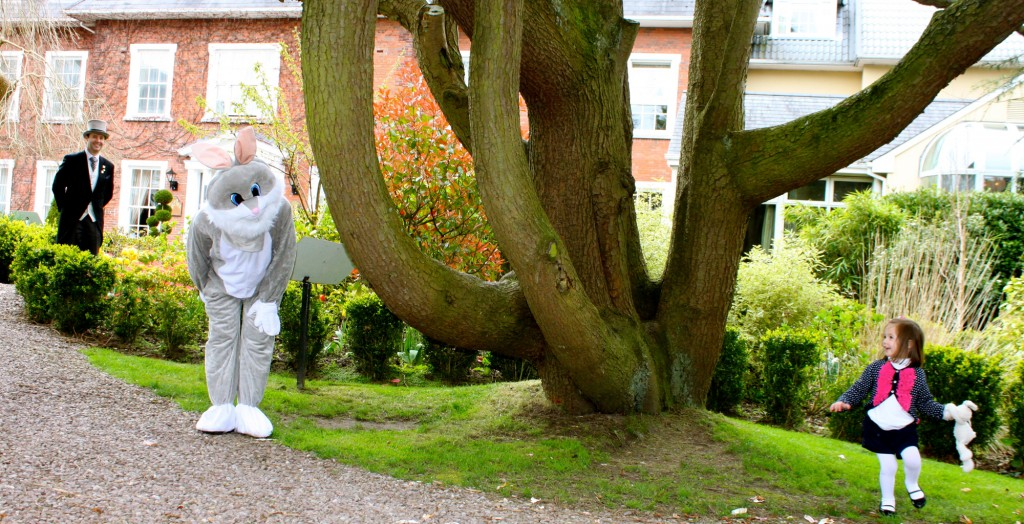 Easter Fun at Hayfield