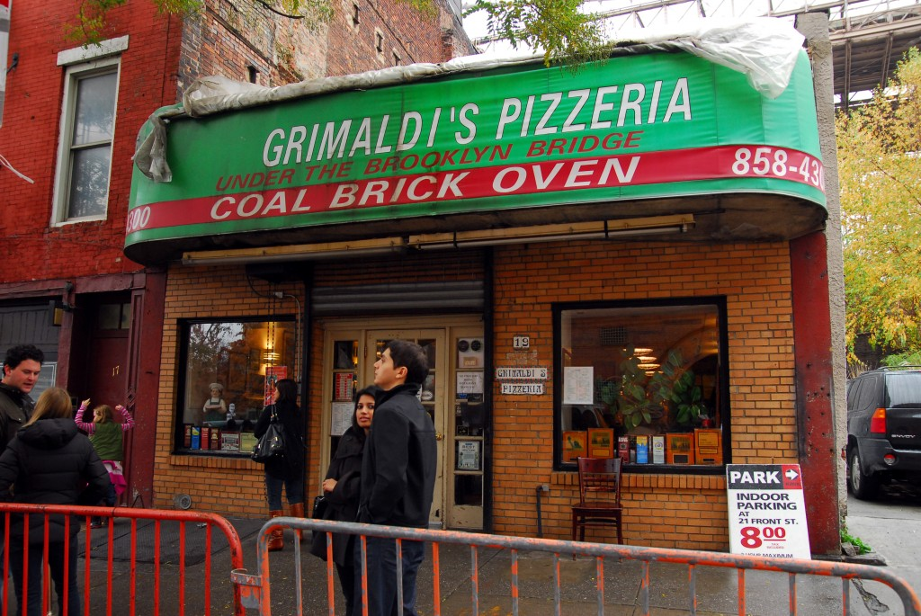 Grimaldi's Pizza, Brooklyn