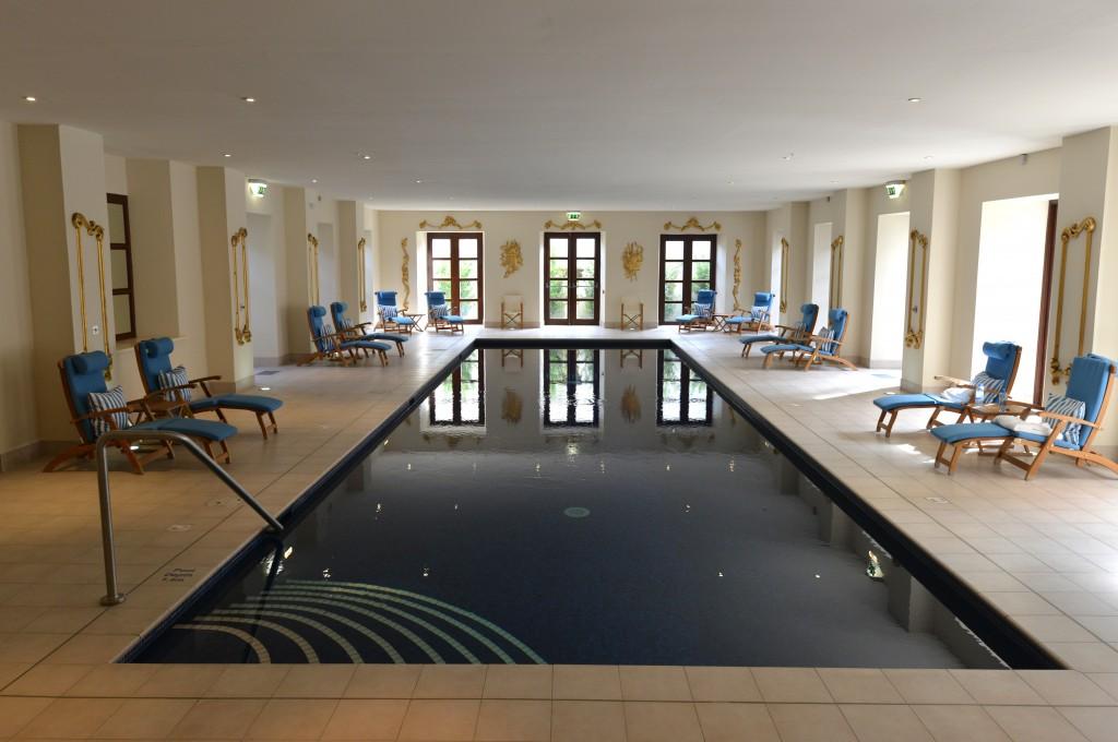 Ballyfin, pool