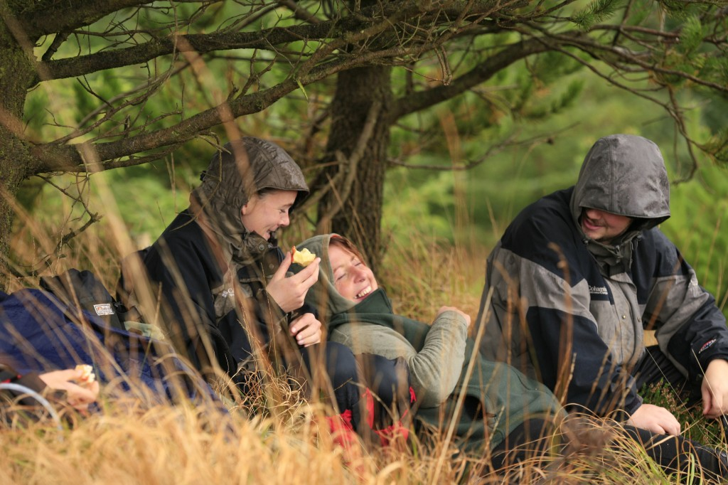 Failte Ireland, bushcraft, Great Outdoors