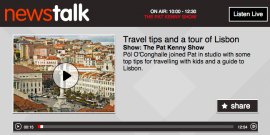 Travel, pat kenny