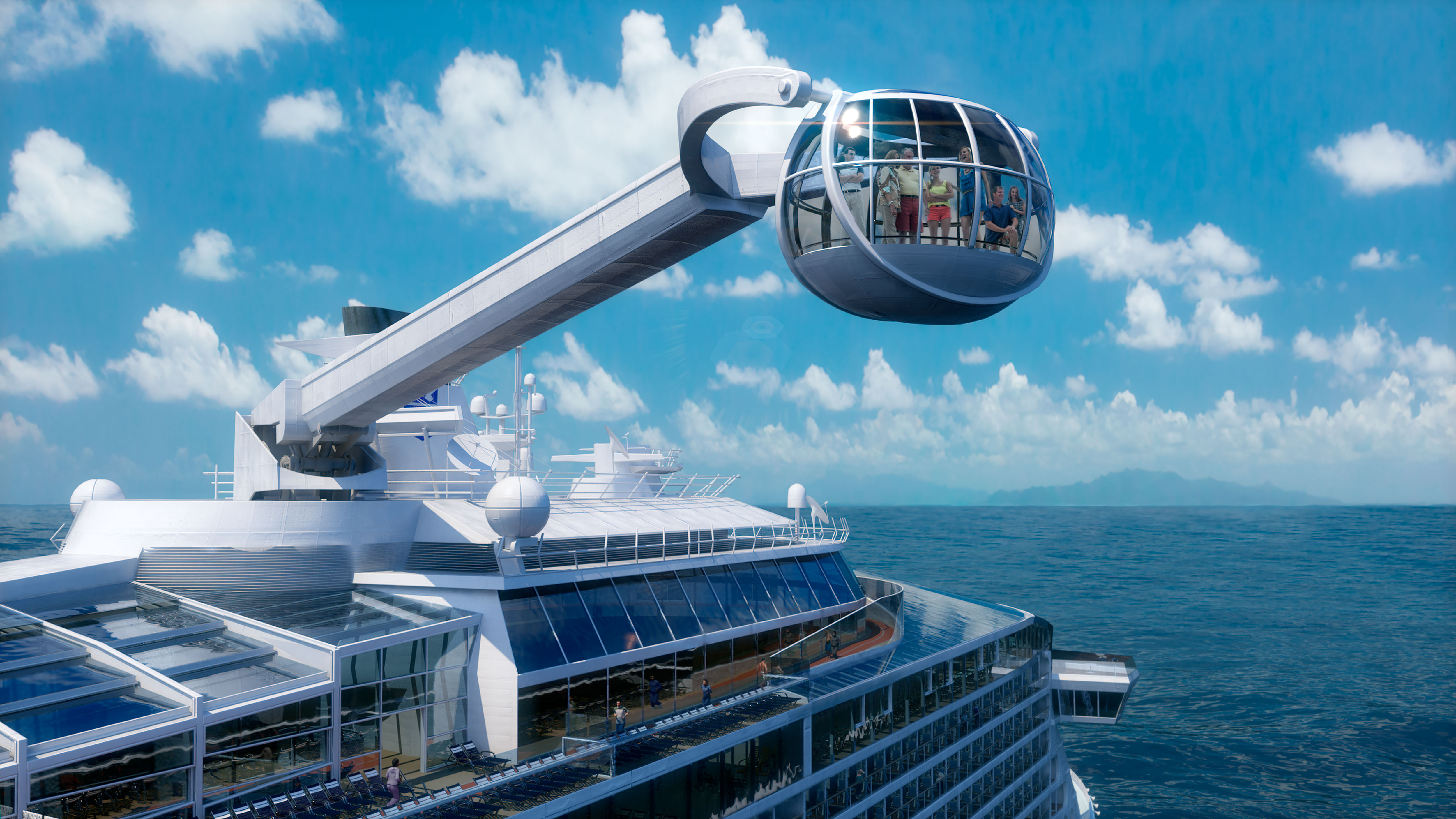 Royal Caribbean: Cruise takes a Quantum Leap
