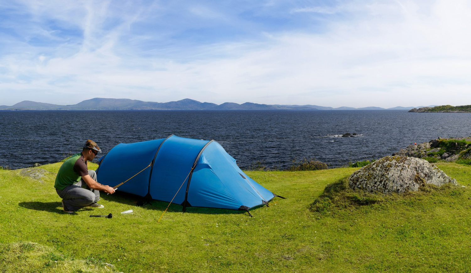 20 Cool Irish Campsites – Pól Ó Conghaile