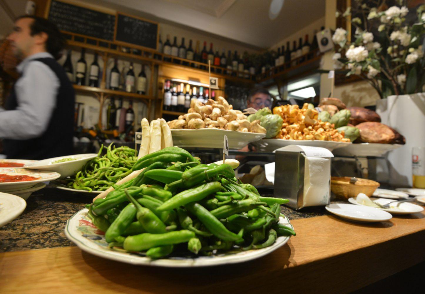 Bar Ganbara, San Sebastian, Pintxos